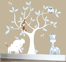 23 baby animal wall decals jungle animals wall stickers spotty baby animal wall decals