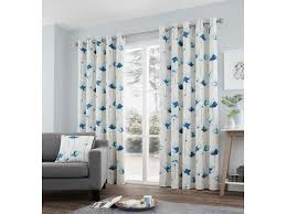 Teal Curtains Kiera Eyelet Teal Curtains And Cushions