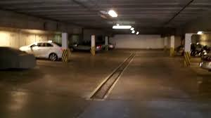 garage door repair aurora il fix or repair an underground parking garage door pt 1 youtube