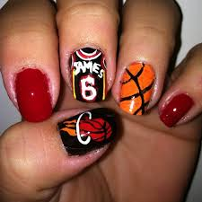 13 best alma mater nail art images on pinterest college