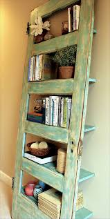 Easy Crate Leaning Shelf And by Design U0026 Features An Early 20th Century Solid Wood Door Hand