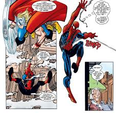 thor and the inferior spider man