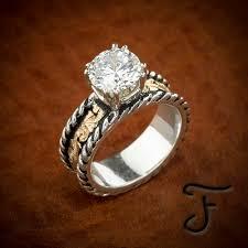 artisan wedding rings r 15b western rings western jewelry and artisan jewelry