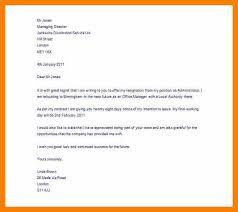 resign letter sample word format editable resignation letter