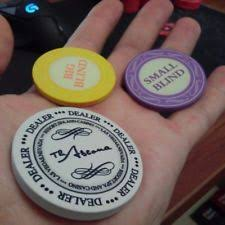 What Is A Big Blind In Poker Dealer Button Ebay