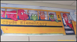 painted murals in schools and libraries drseussprojects photo of kindergarten painted wall mural