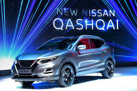 the new nissan qashqai reinforcing 10 years of crossover leadership