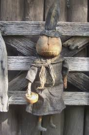 216 best pumpkins of prim images on pinterest primitive pumpkin
