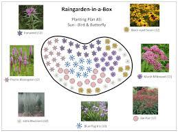 Flag Box Plans Raingarden In A Box Designs Prior Lake Spring Lake Watershed