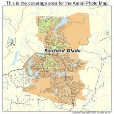 tennessee fairfield glade aerial photography map of fairfield glade tn tennessee