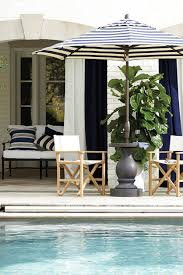 poolside entertaining with domino magazine how to decorate ballard designs and domino design a poolside summer party