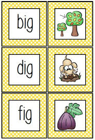 ip and ig word family pack full of literacy and spelling games