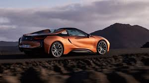 bmw i8 the futuristic bmw i8 looks even better as a convertible the verge
