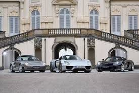 old porsche 918 porsche finishes production of the 918 spyder technology pioneer