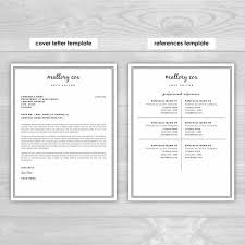 resume and cover letter doc