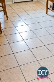 conquer sticky floors diy chemical free floor cleaner diy swank