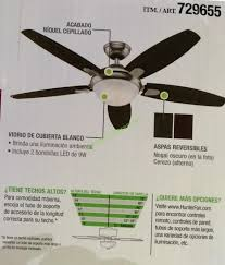 hunter avia led indoor ceiling fan hunter fan company 54 ceiling fan costcochaser