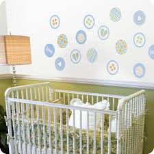 Baby Room Decals Baby Nursery Wonderful Baby Room Decoration Using White Crib And
