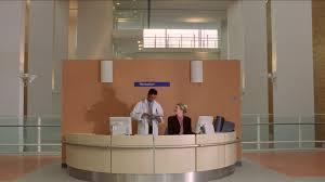 Desk Reception Reception Hospital Hd Stock 908 337 983