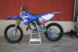 yamaha yz 125 125 cm 2016 mäntsälä motorcycle nettimoto