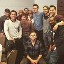 one tree hill cast reunion pictures popsugar entertainment