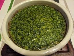cuisiner epinard le flan aux épinards une recette express entrées chaudes le