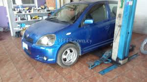 toyota yaris 2001 for sale toyota yaris for sale 2001 92678en cyprus cars offer com cy