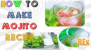 bacardi mojito recipe how to make mojito recipe easy and fast latest method u2013 recipes