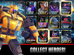 razorclaw apk transformers earth wars unlock all android apk mods