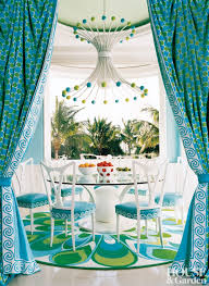 Aqua Dining Room The Dining Room Is Back 4 Ways To Revive Your Fabulous Space