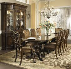 fancy dining room sets