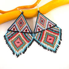 Beaded Chandelier Etsy Chandelier Earrings Ideas U0026 Collections