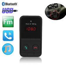android mp3 player eincar bluetooth car kit player radio transmitter