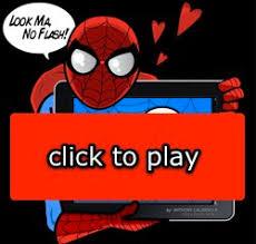 html5 css3 animation spiderman cartoon jquery html5