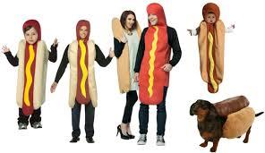 Hotdog Halloween Costume 4th July Costumes Halloween Costumes Blog