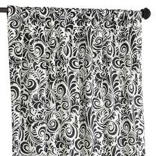 Black And White Damask Curtain 51 Best Window Treatments Images On Pinterest Window Treatments
