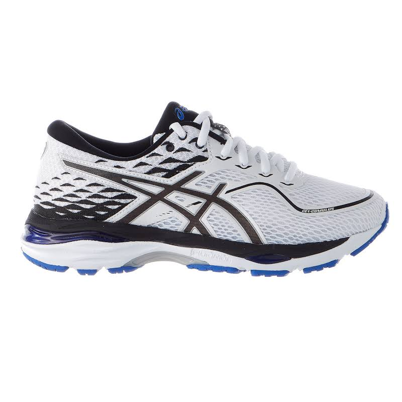 ASICS GEL-Cumulus 19 Running Shoes White- Womens
