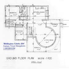 Three Bedroom Ground Floor Plan | bedroom three bedroomed bungalow house plans