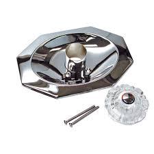 Universal Shower Faucet Handles Delta Trim Kits Plumbing Parts U0026 Repair The Home Depot