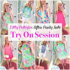 lilly pulitzer warehouse sale lilly pulitzer after party sale shopping tips try on session