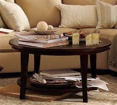 Cherry Wood Sofa Table Decoration Ideas Fancy Cream Fabric Sectional Sofa And Rounded