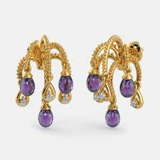 chandelier earrings the aisha chandelier earrings bluestone