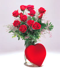 valentines roses valentines flowers be my roses and heart