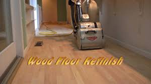 Hardwood Flooring Sealer Hardwood Floor Refinish шлифовка паркета сша Part 1 Sanding