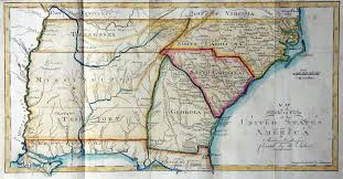 Map Of Southern Usa by South Carolina Maps