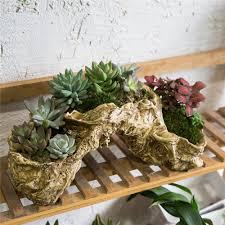 Cute Succulent Planters by Compare Prices On Flower Pot Decorations Online Shopping Buy Low