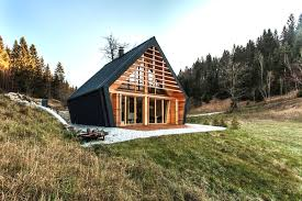 Cabin Design by Tiny Cabin Inhabitat Green Design Innovation Architecture