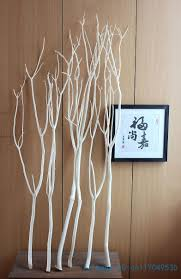 6 pcs height from 80cm 120cm natural tree dried