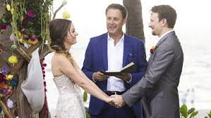 bachelor wedding bachelor in paradise evan bass and waddell on tv wedding