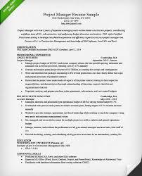 Project Manager Resume Description 100 Agile Project Manager Resume Restaurant Manager Resume